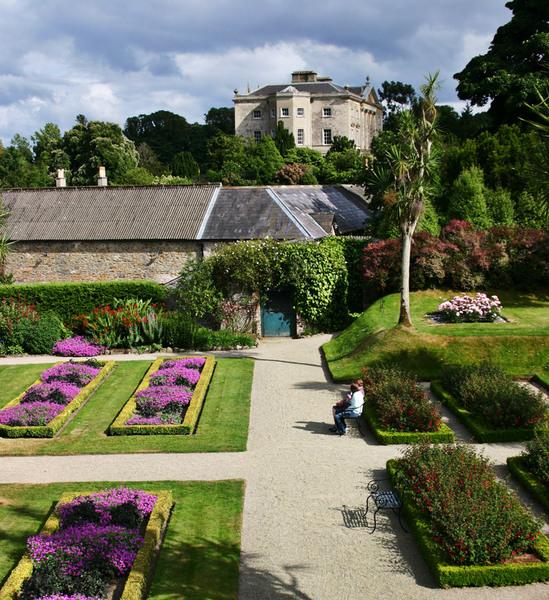 Castle Ward Garden
