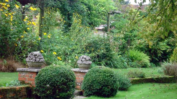 Heale House Garden, Wiltshire