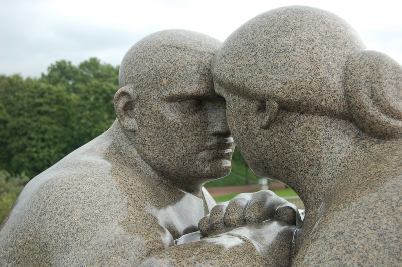 Vigeland Sculpture Park, Norway