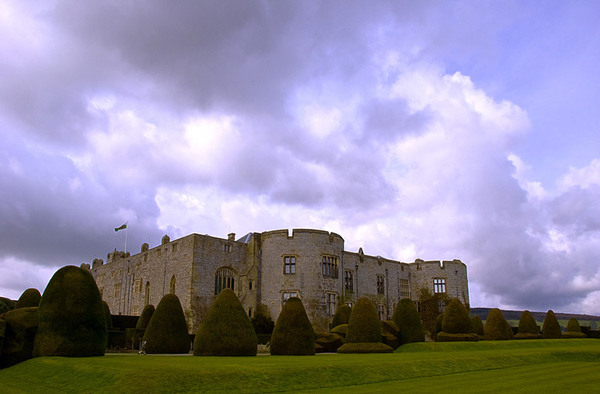 Chirk Castle Garden, Wales
