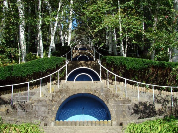 Stairs, Naumkeag Garden