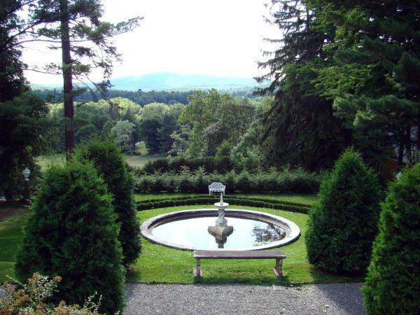 Naumkeag Garden, Massachusetts