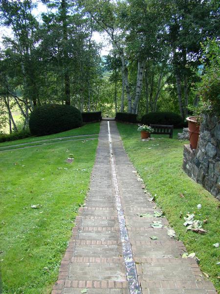 Rill, Naumkeag Garden