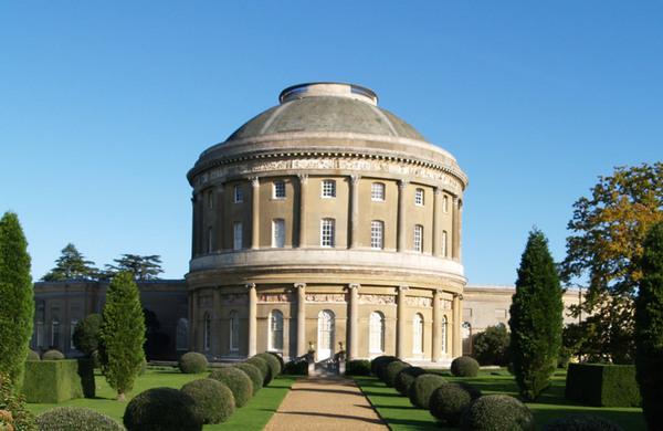 Rotunda, Ickworth House and Park