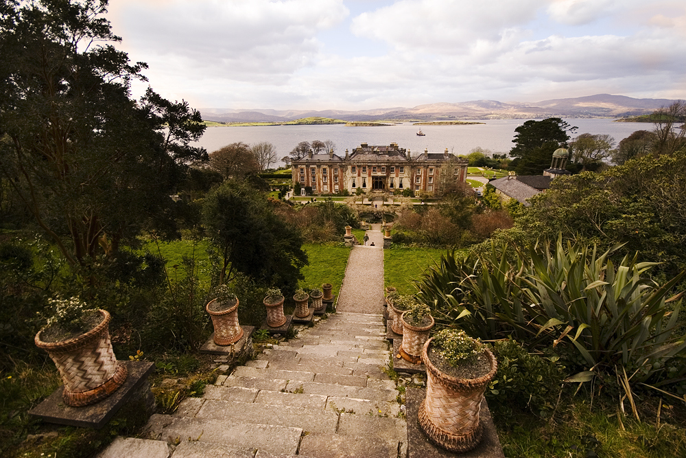 Bantry house gardens for Bantry house