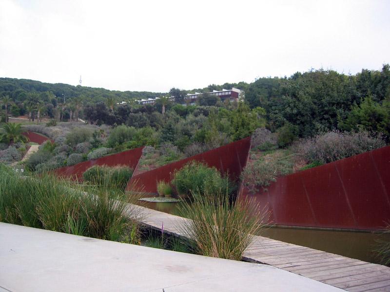 Barcelona botanical gardens for Barcelona jardin botanico