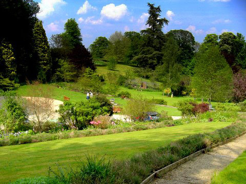 Cerney House Gardens, Gloucestershire