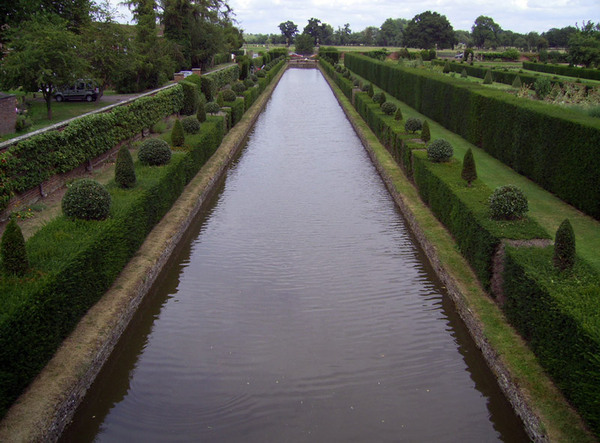 Westbury Court Garden, Gloucestershire