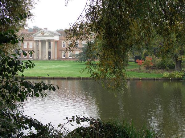 Vyne Garden, Hampshire