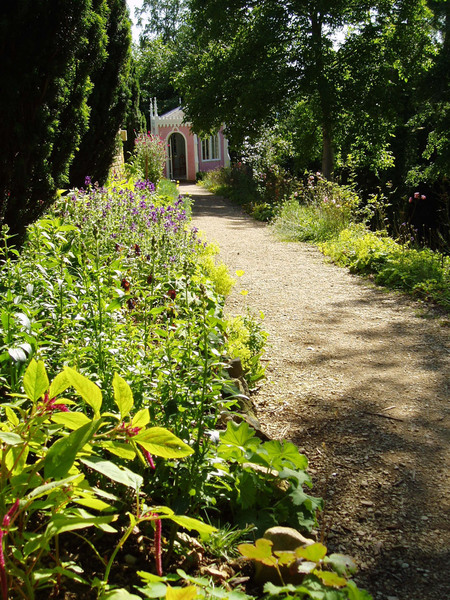 Long Border, Painswick Rococo Garden