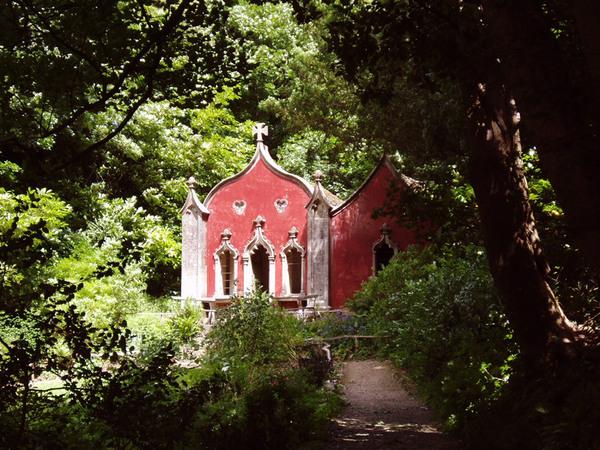 Red House, Painswick Rococo Garden