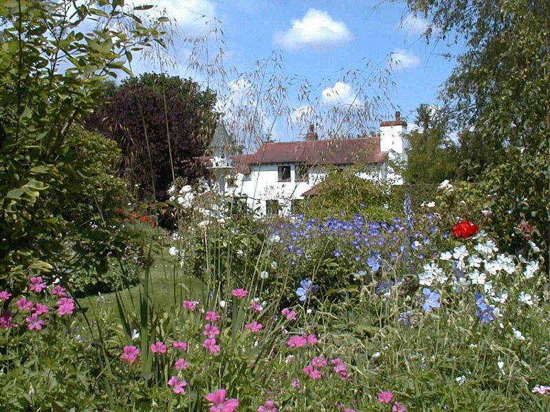 Cranesbill Nursery Garden Worcestershire