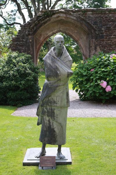Pilgrim, Bishops Palace Garden