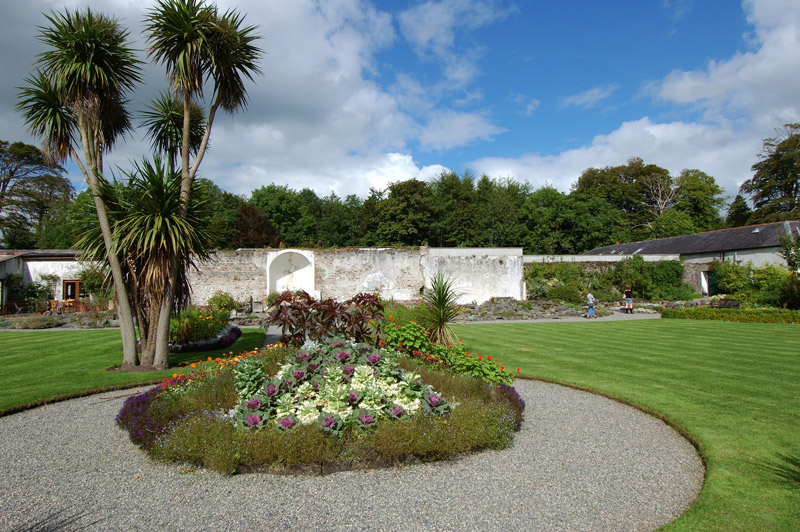 Enniscoe House Gardens, Mayo