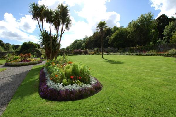 Enniscoe House Gardens, Castlehill