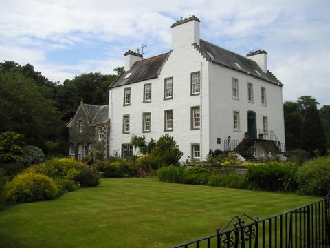 Ardwell Gardens, Scotland