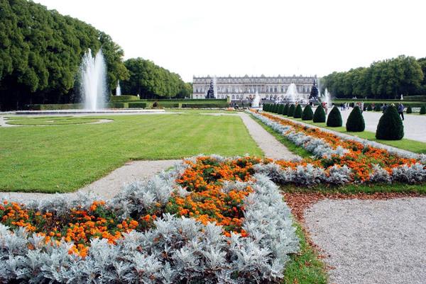 Koenigsschloss, Herrenchiemsee
