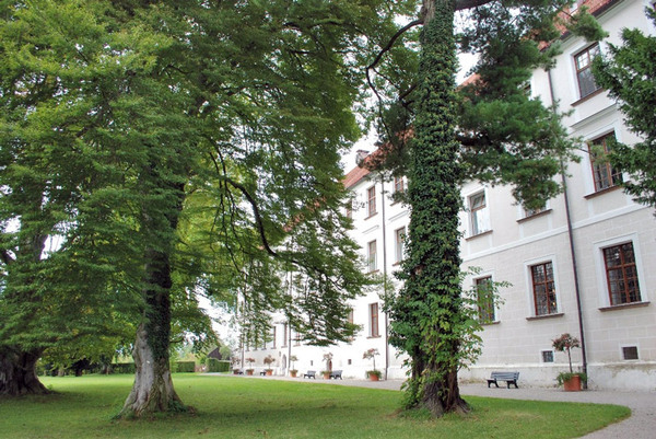 Old Palace, Herrenchiemsee