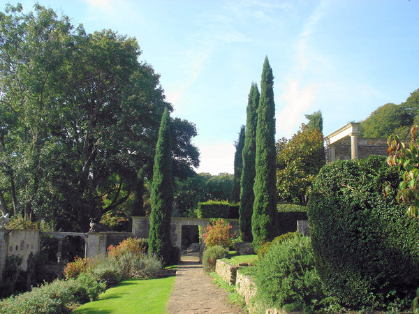 Iford Manor Garden