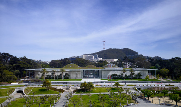 California Academy of Sciences, San Francisco