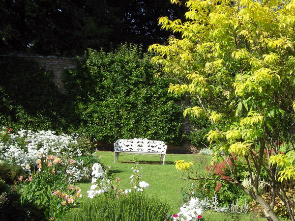 Benvarden Garden, Dervock