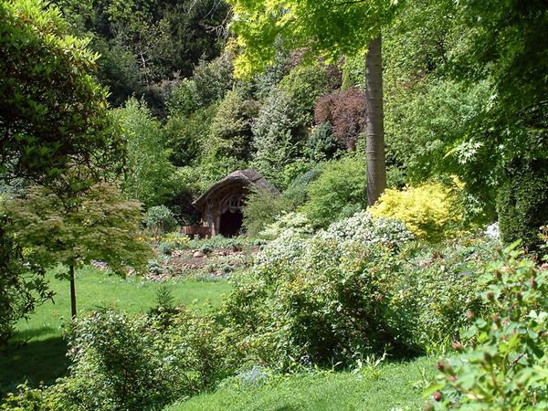 Belvoir Castle Gardens, Leicestershire