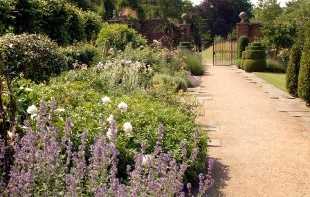Hatfield House Garden, Hertfordshire