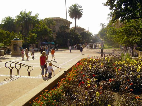 The Prado, Balboa Park
