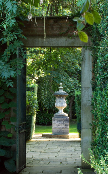 Cottesbrooke Hall Gardens, Northamptonshire