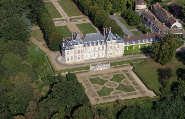 Chateau, Domaine de Saint Jean de Beauregard