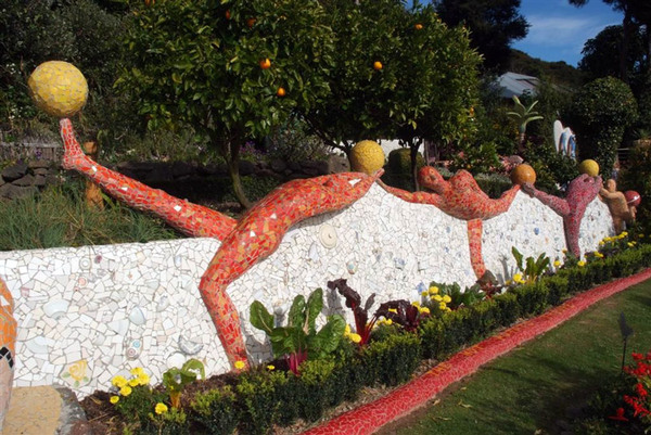 Linton Sculpture Garden, Akaroa