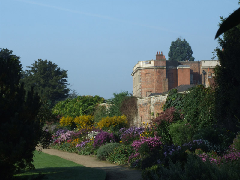 Michaelmas, Waterperry Gardens