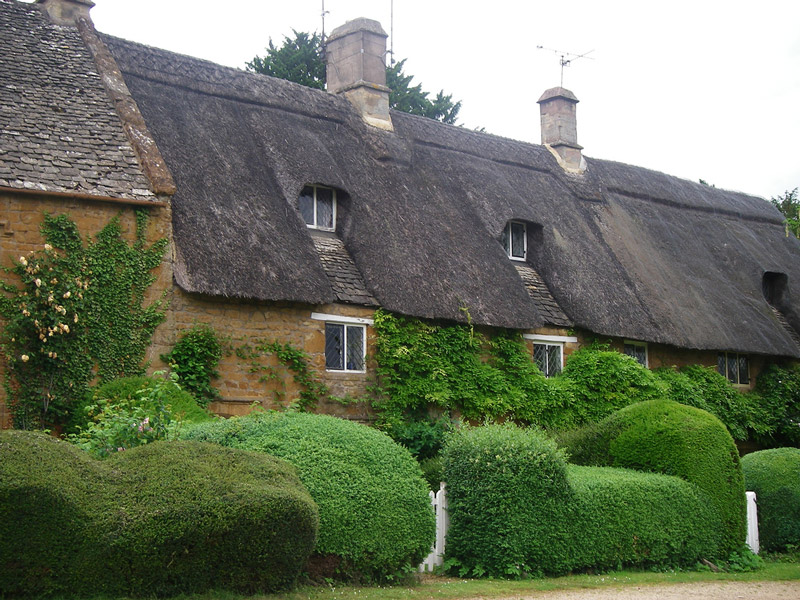 Great Tew, Oxfordshire