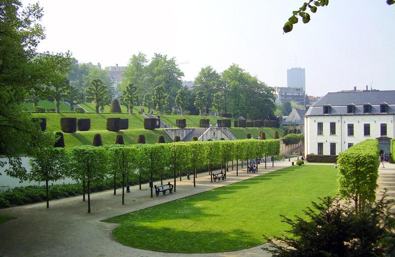 Belgian gardens