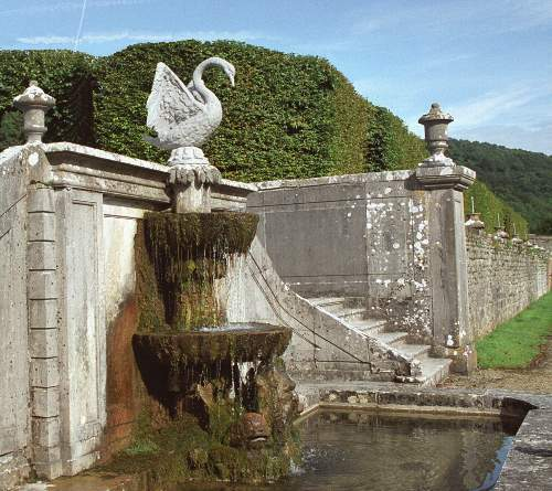 Chateau de Freyr, Belgium