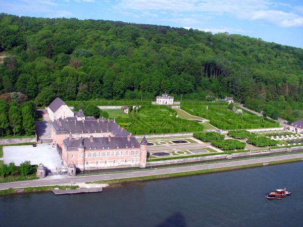 Chateau de Freyr Garden