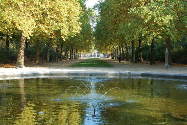 Park van Brussel, Belgium