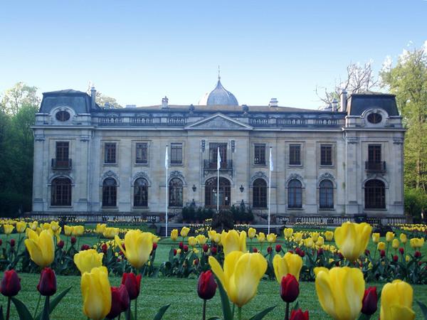Chateau d'Enghien, Belgium