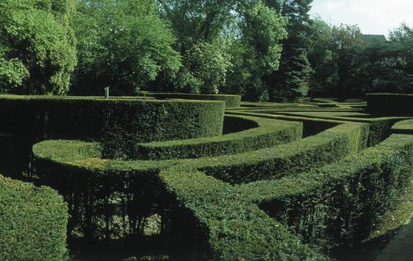 Labyrinthe, Van Buuren Museum