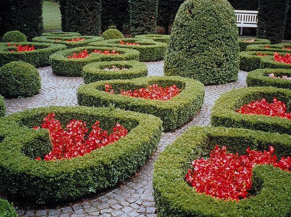 Jardin Coeur, Van Buuren Museum