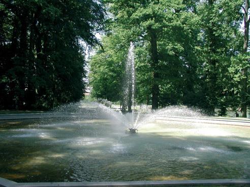 Fountain, Parc d'Enghein