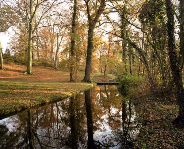 Fairhaven Garden, Autumn