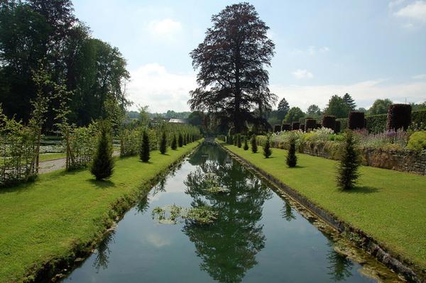 Canal, Les Jardins d'Annevoie