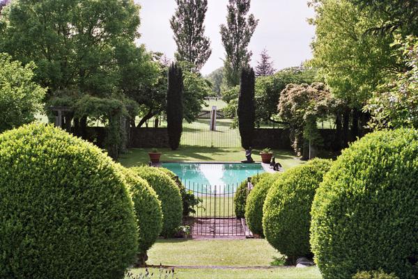 Flaxmere Garden, New Zealand