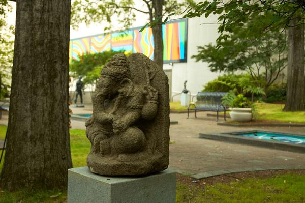 Charles W Ireland Sculpture Garden, Birmingham