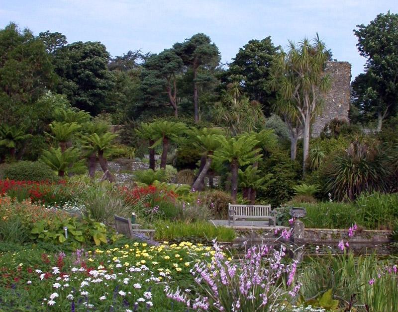 The Walled Garden Logan Botanic
