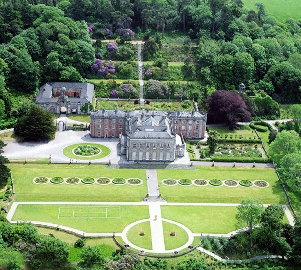 Bantry House Gardens, Ireland
