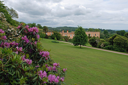 Killerton House and Garden, Devon