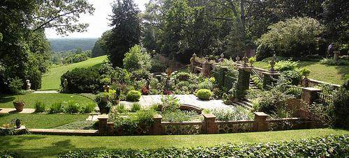 Virginia House Garden, Richmond
