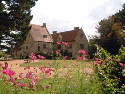 Michelham Priory Gardens, East Sussex